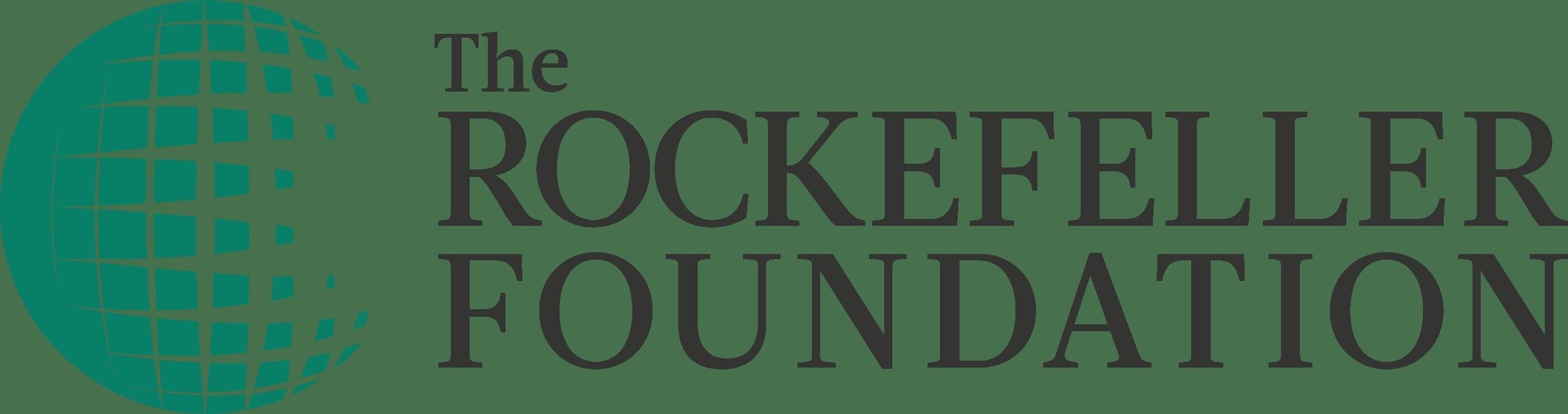 The_Rockefeller_Foundation_Logo